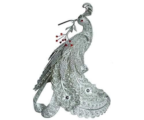 Авторские эксклюзивные украшения с серебром и камнями.